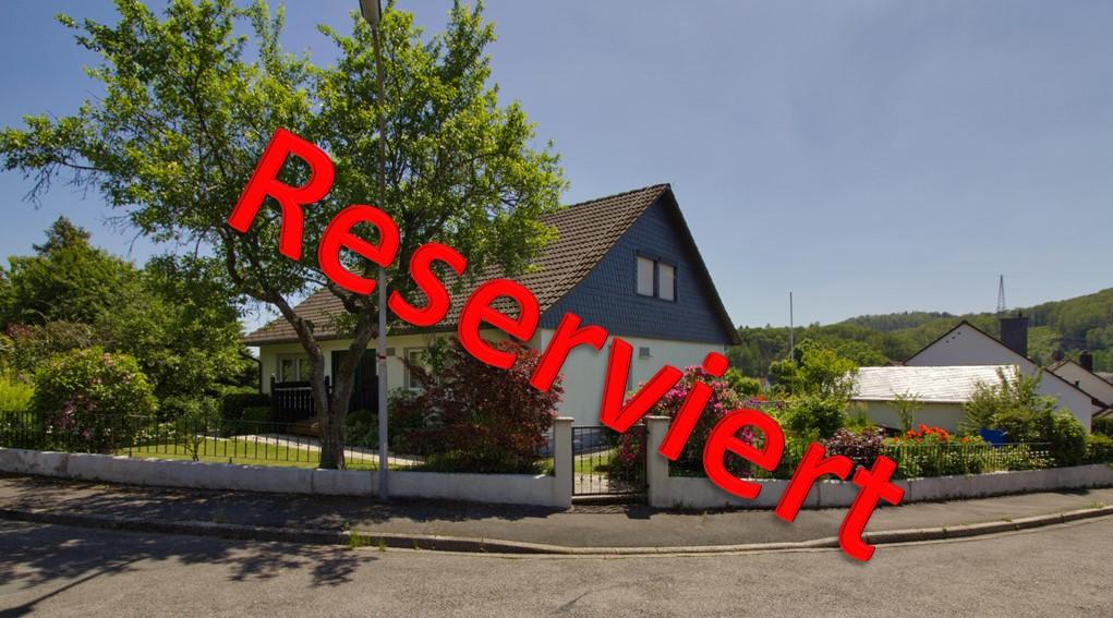 Großzügiges Einfamilienhaus in bester Lage von Werdohl zu verkaufen